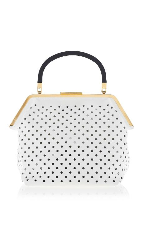 Diamante Handbag by #Marni for Preorder on @Ann Lee Operandi
