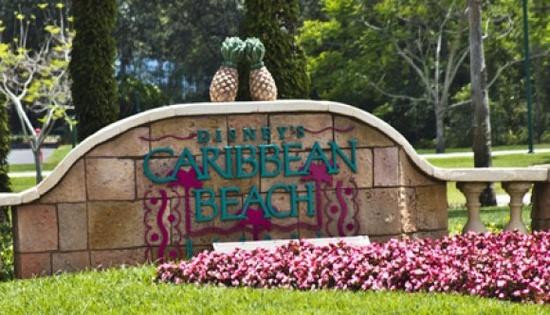 Disney's Caribbean Beach Resort Beautiful place to stay.