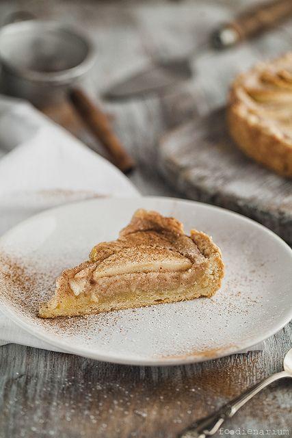apple-cinnamOn pie