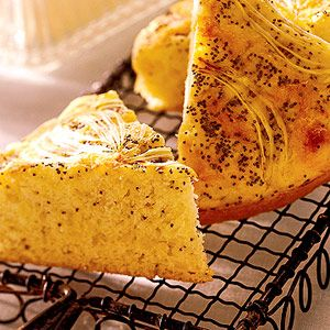 Packaged biscuit mix makes this savory bread doable any night of the week.