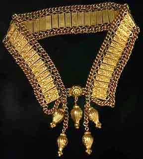 Etruscan Collar (the real thing!)