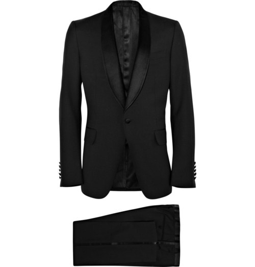 gucci tux: yes, please