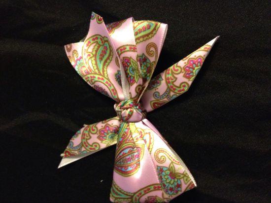 Handmade bows $5.00
