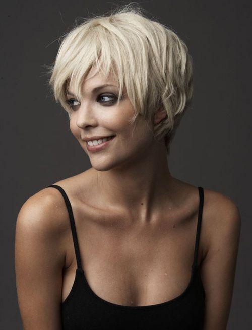 Short Haircuts 2013 Women