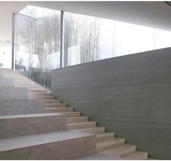 Riverside Clubhouse by Trace Architecture Office #staircase #architecture #stairs #steps