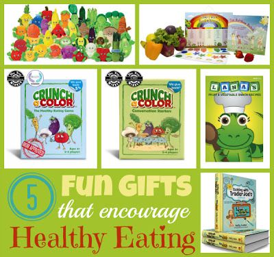 5 Fun Gifts for Healthy Eating