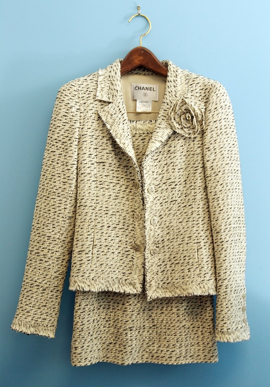 CHANEL JACKET @Michelle Coleman-HERS $2200