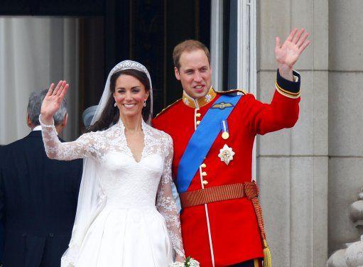 Royal Wedding on April 29, 2011