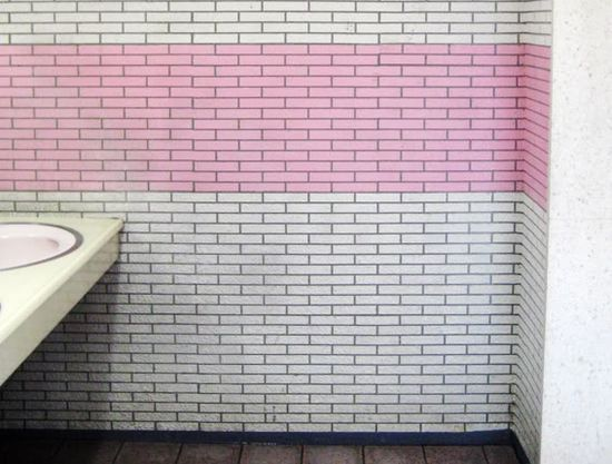 #decoratecolorfully pop of pink