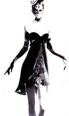 David Downton// fashion's greatest illustrator