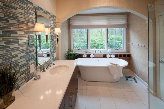 AFTER: East Greenwich, Rhode Island bathroom