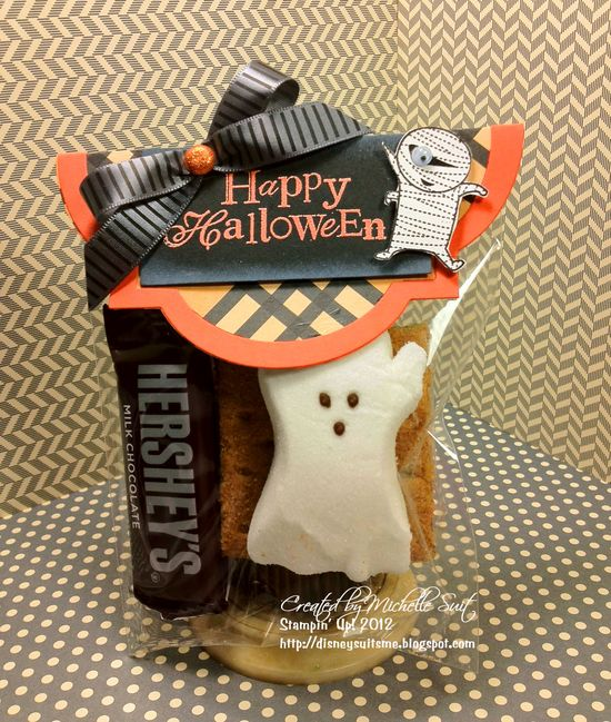 Spooktacular S'mores