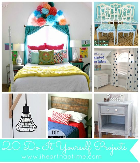 20 fabulous DIY Projects