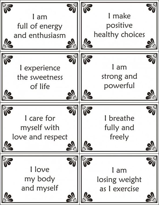 ENTHUSIASM, POSITIVE, EXPERIENCE, POWERFUL, LOVE & RESPECT, BREATHE, LOVE, WEIGHT