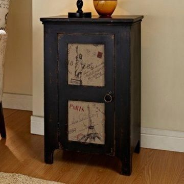 Crafty vintage style and worldly charm.