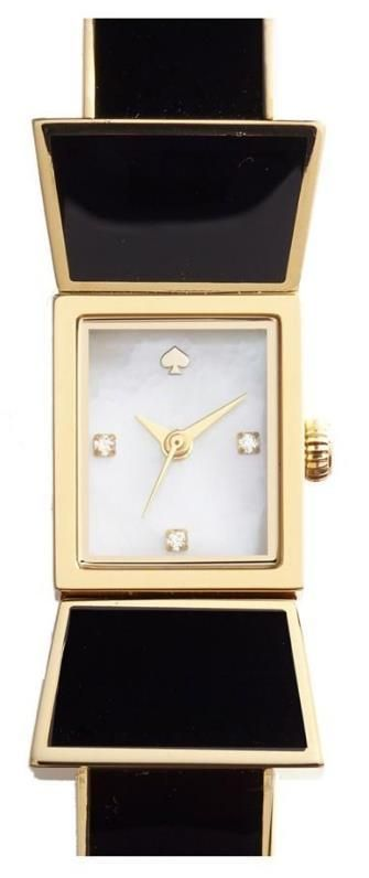 Adorable! kate spade new york bow watch!