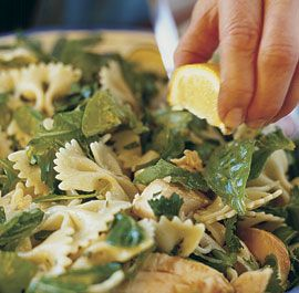 Herbed Farfalle & Grilled Chicken. #Foodies