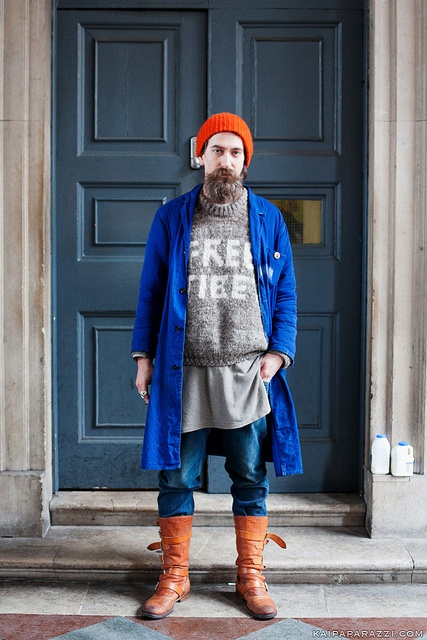 London Street Fashion by kaipaparazzi, via Flickr