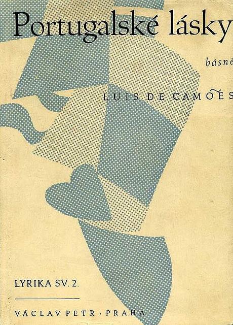 1942, Czechoslovakian book cover