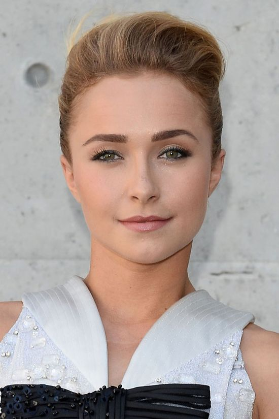 17 Celebrity-Approved Hairstyles for the First Day of School: Hayden Panettiere's Perfect Poof