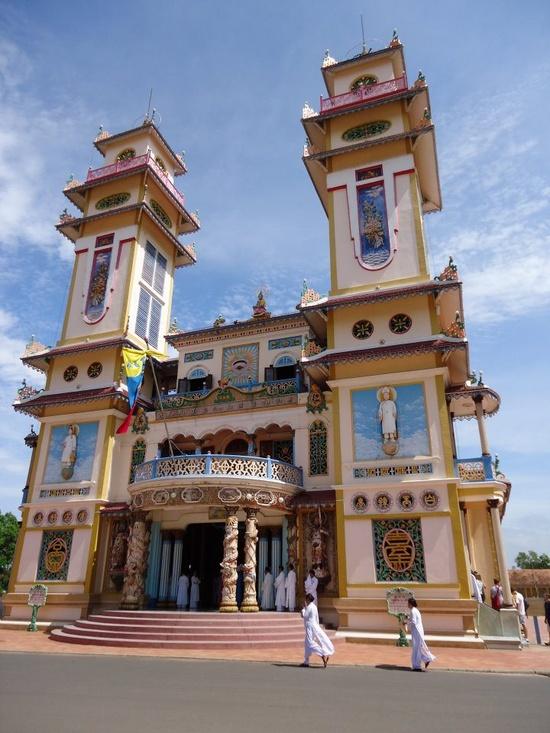 ? Cao Dai Temple, Vietnam