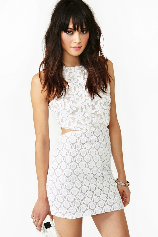 New Romantics Dress