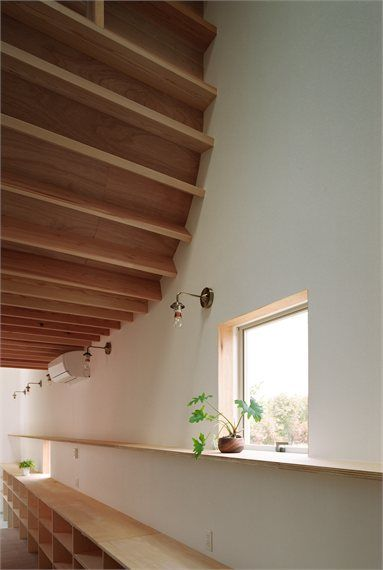 Mascara House - Shizuoka, Japan - 2011 - mA-style Architects #architecture #japan #house #wood