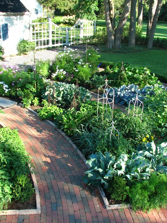 The Potager Garden