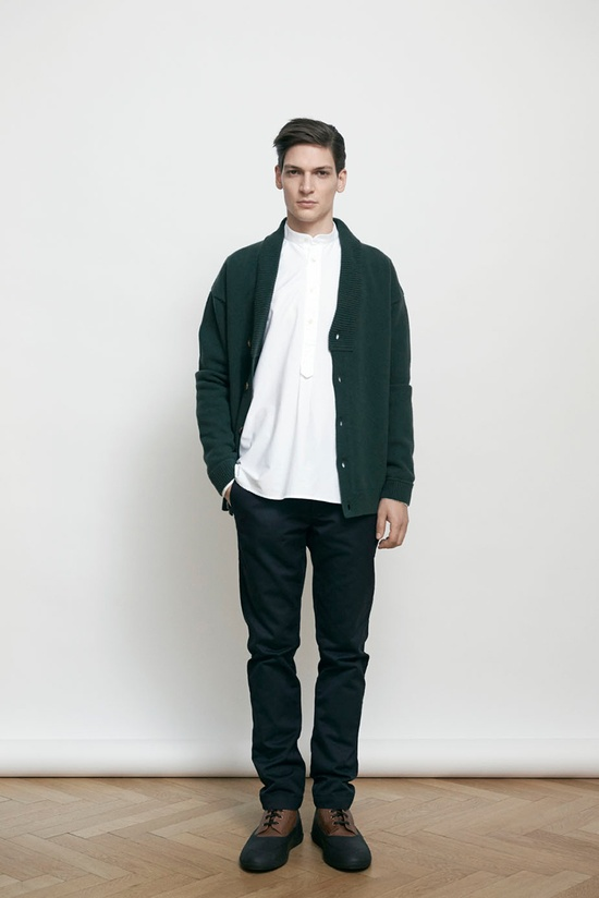 Armoire D'Homme 2013 Fall/Winter Look