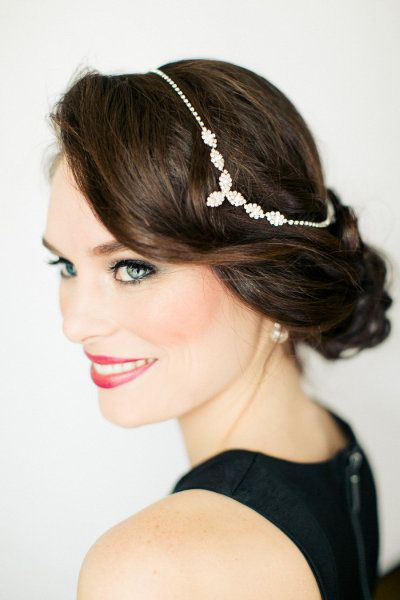Beauty Tips for the Romantic Bride...Photography by artiesestudios.com Hair + Makeup by aglowbyjoan.com  Read more - www.stylemepretty...