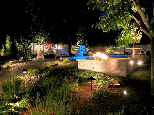 Outdoor Lighting - Home and Garden Design Idea's