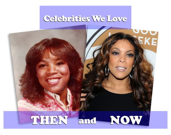 Celebrities We Love... Then and Now