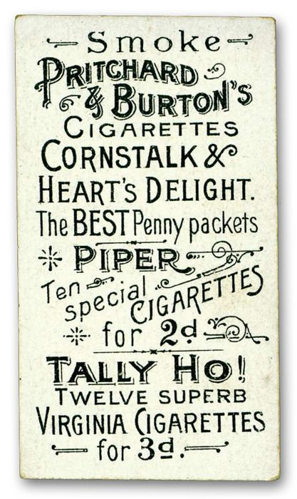 Letterology: Smoking Fine Designs