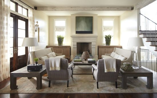 Living Room Design Tips
