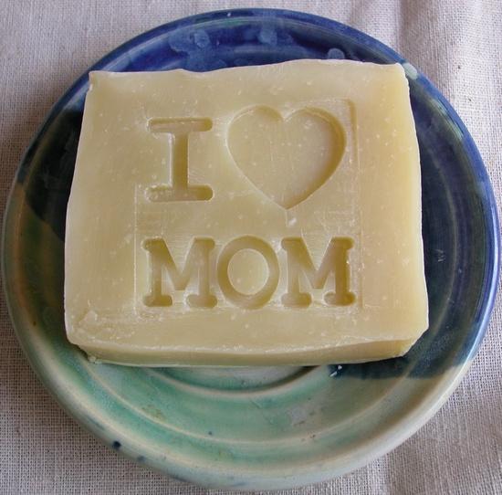 I Heart Mom Soap - Lavender Tea Tree soap