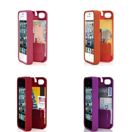 iPhone Case With Built-In Storage (blog.hgtv.com/...)