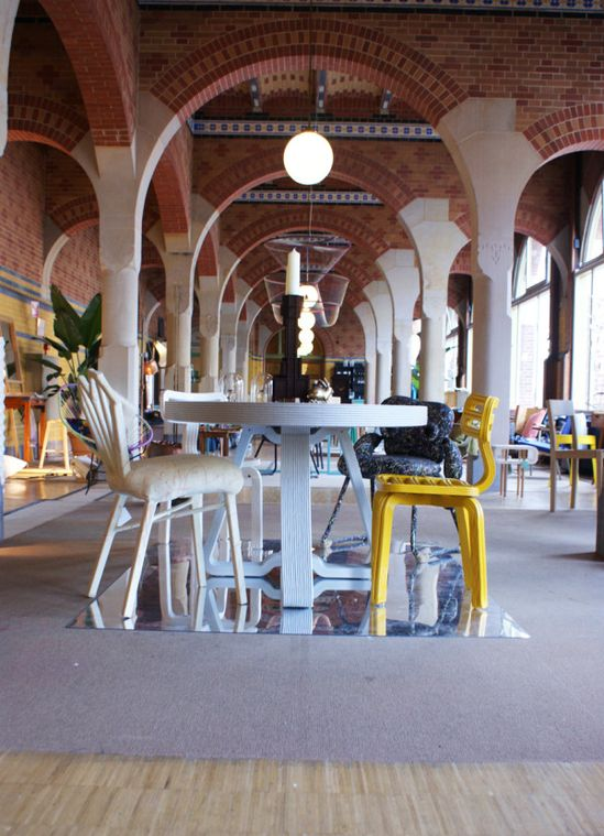 Dutch Design Year, is a store, living room, design, and styling studio in the center of Eindhoven, in the southern part of The Netherlands.