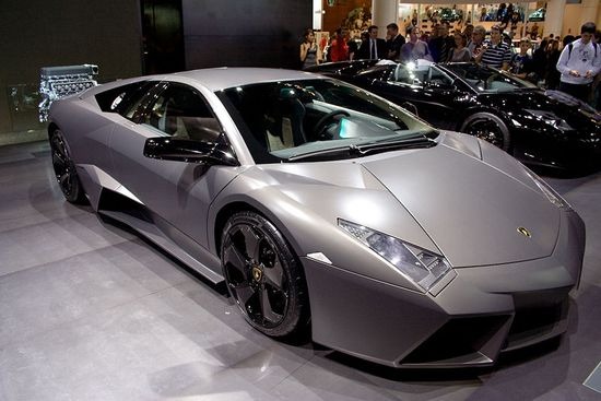 Lamborghini Reventon:  One of expensive and stylish model of a luxurious car having a speed over 220mph and it is as expensive as $1.5 million. It gives you a feeling you flying in airplane and its exterior is somewhat like a plane as well.