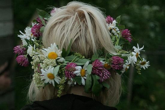 Flower Crown by dani