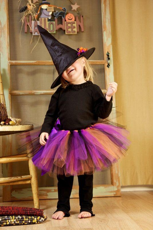 """""""Witch"""" tutu"""