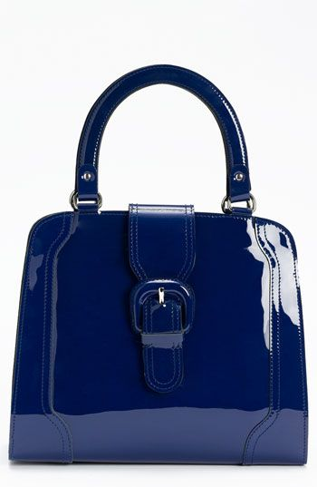 Marni 'Medium' Patent Leather Frame Bag