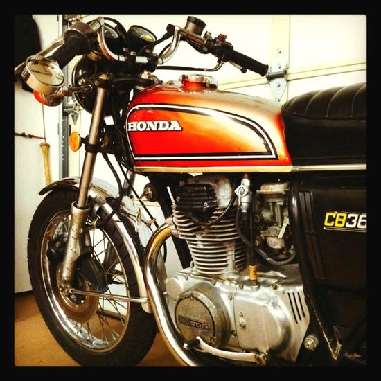 1974 Honda CB 360