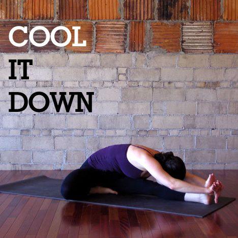 Postrun #Yoga Poses Your Legs Will Love