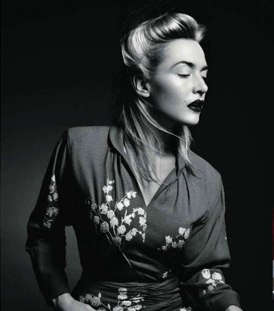 Kate Winslet by Patrick Demarchelier for Vogue Paris, November 2011