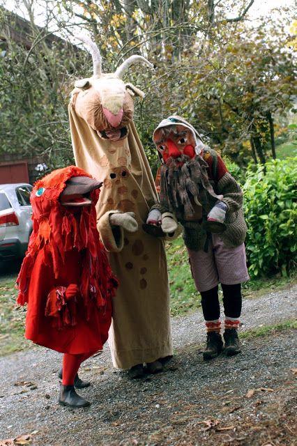 -- PHOEBE WAHL -- halloween costumes