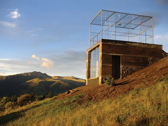 Greenhouse Atelier / al bordE #rammedearth