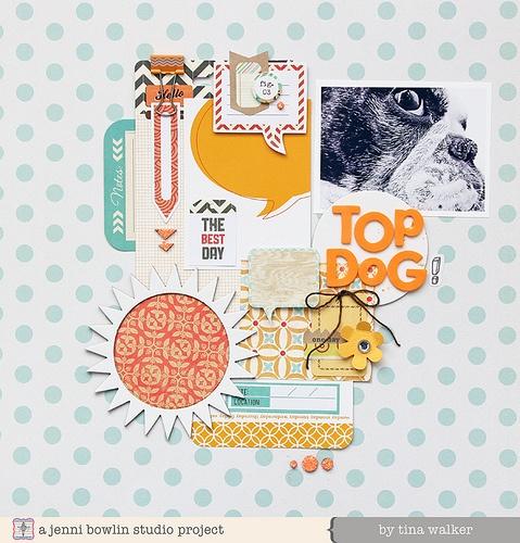 by Tina Walker using JBS Mercantile May Kits