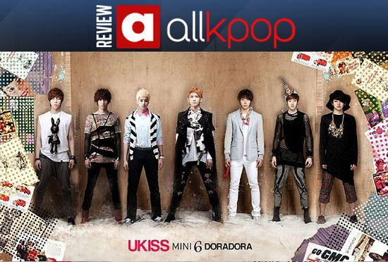 [Review] U-KISS 'DORADORA' #allkpop #kpop #UKISS