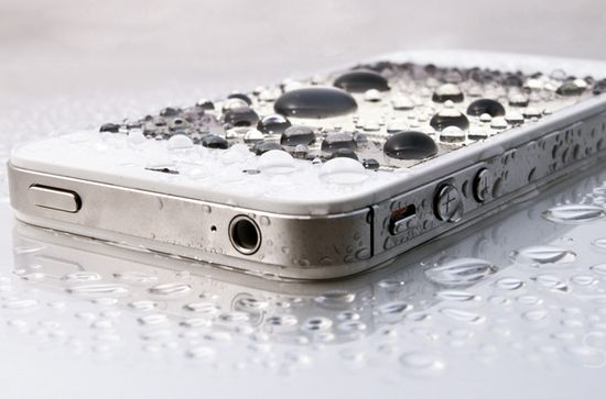 Waterproof case