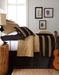 Black & Beige #home designs #living room design #home design #home interior design 2012 #modern home design
